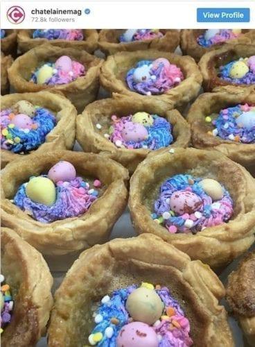 Easter Butter Tarts - blog