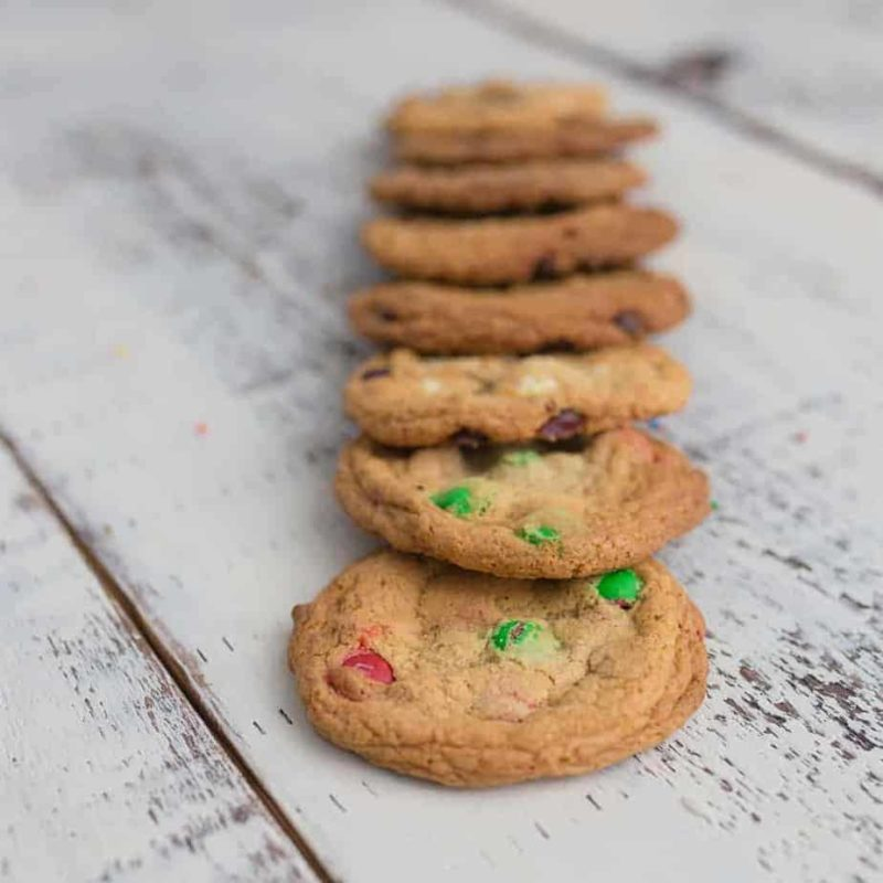 cookies in same day artisanal cookie section