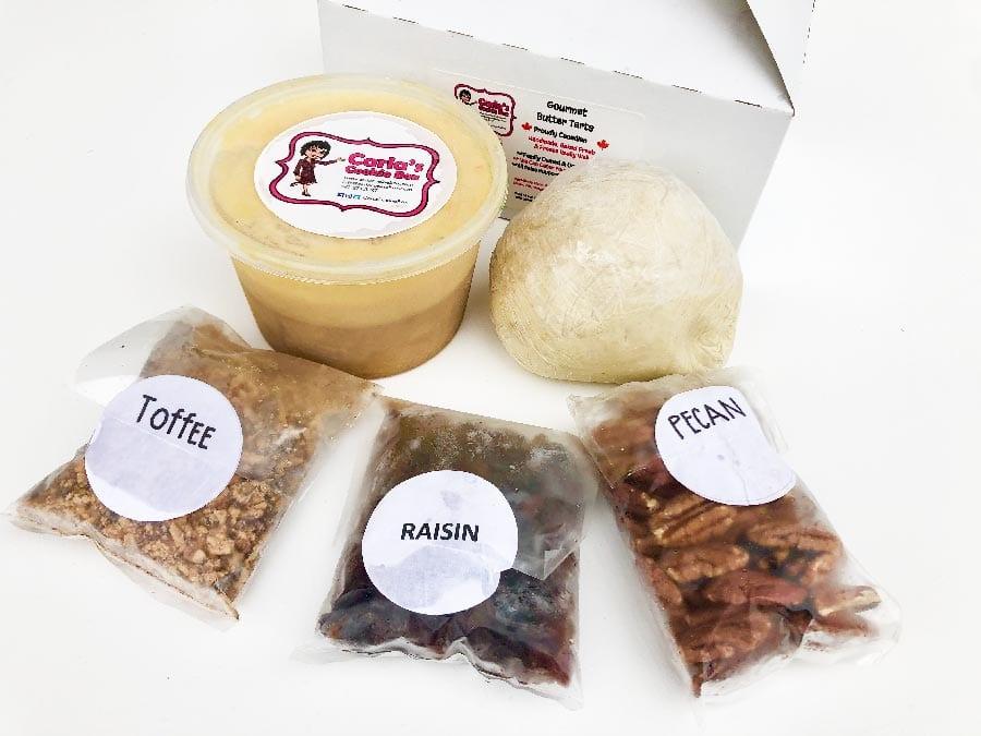 DIY - Butter tart kit