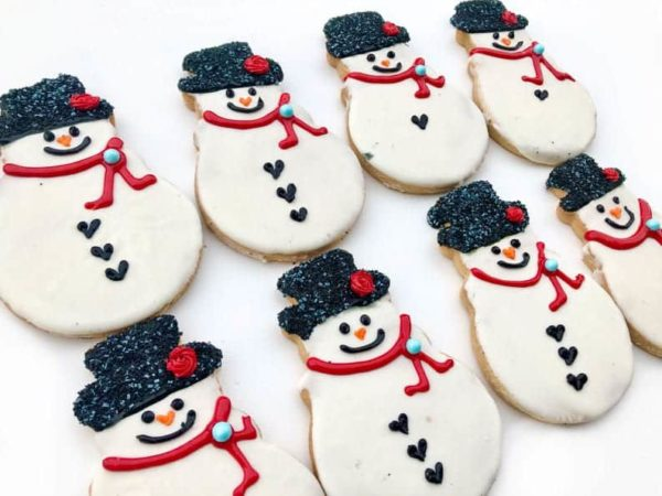 2020 holiday gift guide - snowmen