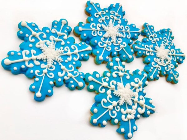 2020 holiday gift guide - creations - designer cookies