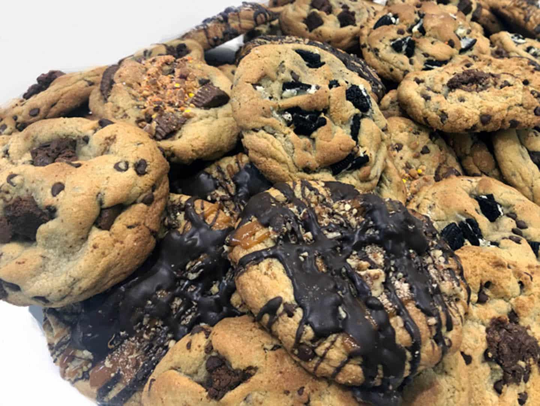 big n thick cookies