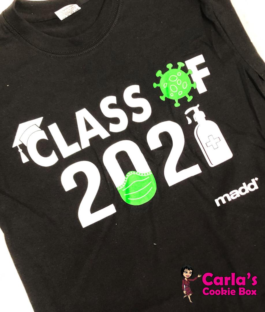 2021 Grad - MADD Canada T-shirt