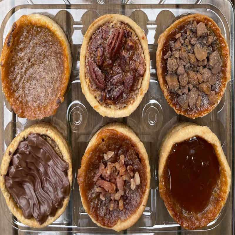 6 Pack of Butter Tarts