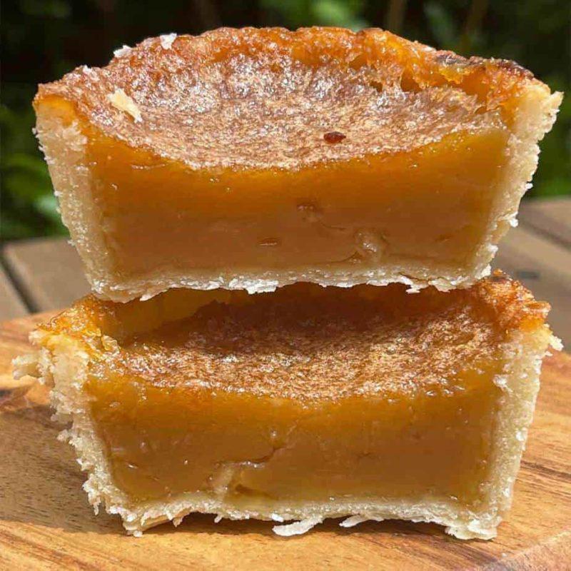 plain butter tart