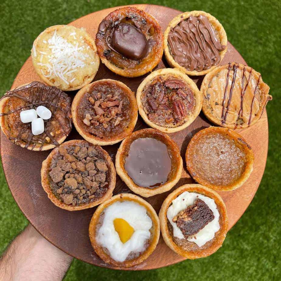 award winning gourmet butter tarts