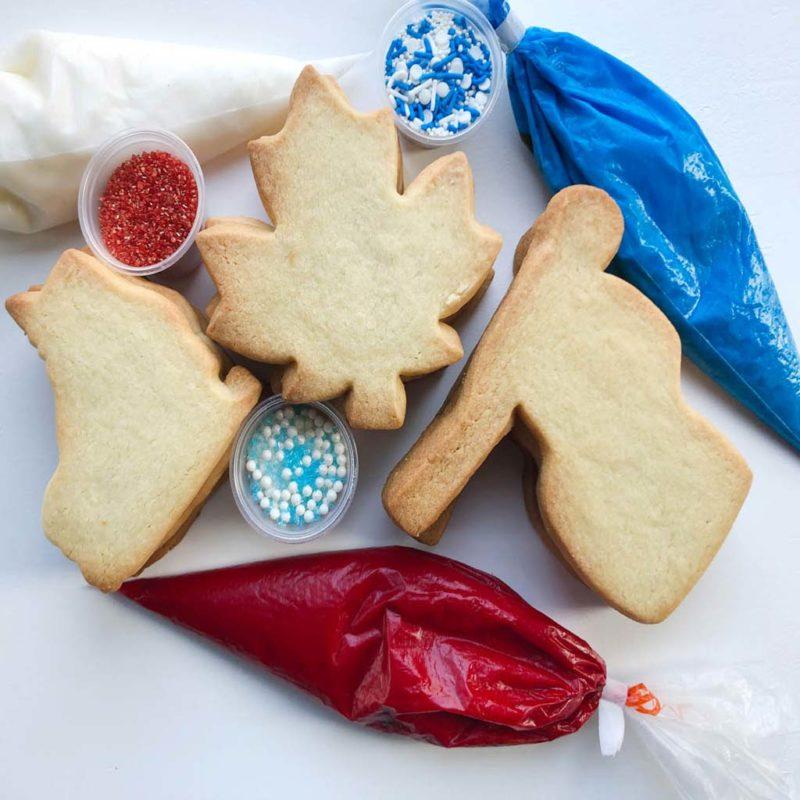oh canada diy cookies