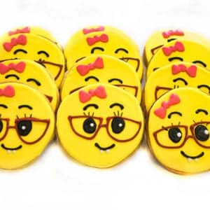 emoji glasses