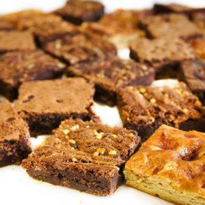 creations - deep fudge brownies