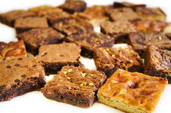 deep fudge Brownies to add with