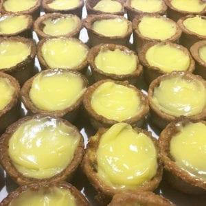 Butter Tarts lemon