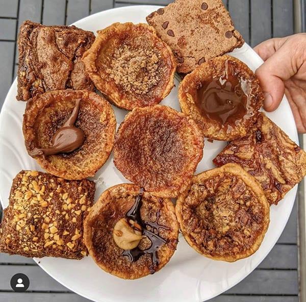 Butter Tarts + Brownies