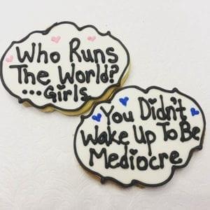 sayings cookies