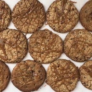 stuffed cookie