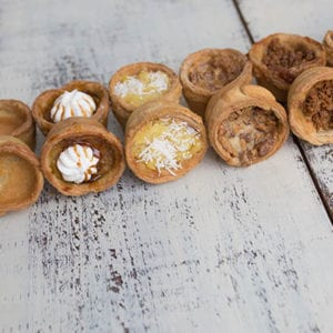 Holiday gift guide 2020 - Butter Tarts gluten free - creations