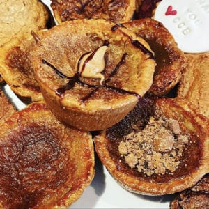 snack attack Butter Tarts