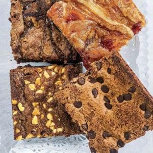 deep fudge brownies