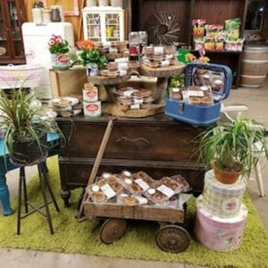 Butter Tarts display 7