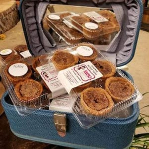 Butter Tarts display