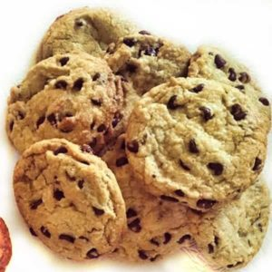 creations - gluten free chocolate chip cookies